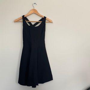 Solemio black dress